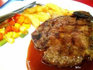 wagyu beef rib eye 200gr (67k)