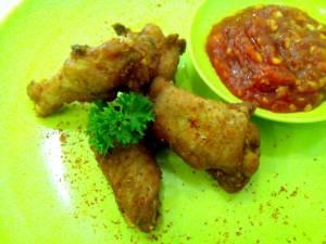 hot chicken wing (20k)