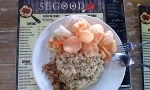 nasi goreng cikur (18k)