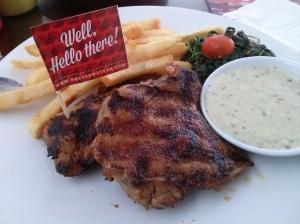 holychicken steak (free)