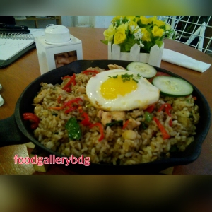 nasi goreng kampung (25k)