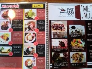 western n korean dessert