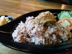 nasi bumbu kebuli (30k)