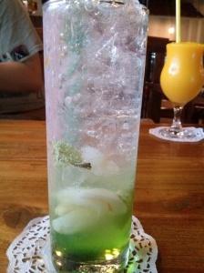 mojito lychee (20k)